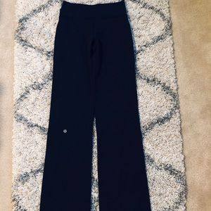 Lululemon full length bootcut leggings